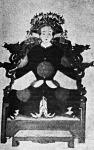 Csu-Szi, az özvegy kínai császárné