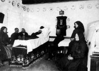 Református halottas ház
