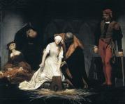 Lady Jane kivégzése