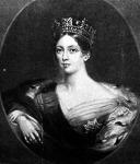 Viktória királynő koronázásakor