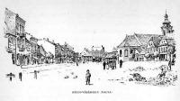 Kézdivásárhely piaca a 19. században