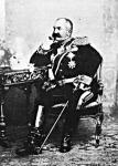 Milán mint a szerb hadsereg főparancsnoka