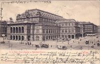 A Bécsi Operaház, 1901.