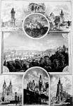 Prágai látképek