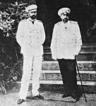 Sándor orosz nagyherczeg és Ferdinánd orosz nagyfejedelem