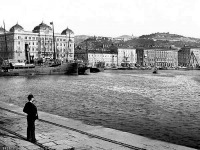 Fiume, 1900.
