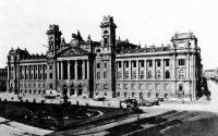 A Királyi Kúria épülete