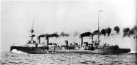 A francia Montcalm hadihajó 1901-ből