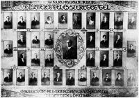 A Kolozsvári Kerület Munkásbiztosító Pénztár hivatalnoki kara
