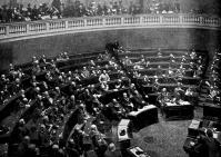 A képviselőház ülése október 23-án