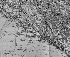 Bezárt tartománygyűlések Dalmácziában és Galícziában