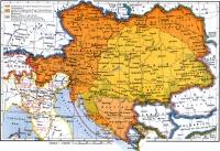 Az Osztrák-Magyar Monarchia térképe