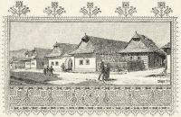Szlovák falu rajza