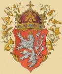 Csehország címere
