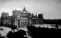 A német birodalmi gyűlés épülete
