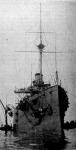 """A """"Jó Reménység"""" nevü hajó, amellyel Chamberlain Dél-Afrikába utazott"""