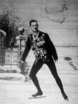 Wathen Frigyes a gyorskorcsolyázás 1901. évi világbajnoka