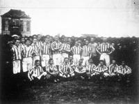 A Ferenczvárosi Torna-Club és a Budapesti Torna-Club csapatja