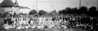 A Sport-Világ 1902. évi football-tornájának résztvevői