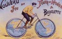 Kerékpárral a Föld körül