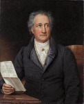 Goethe 1828