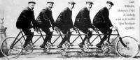 Az Opel-fivérek, Opel kerékpáron