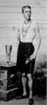 Bredl Pál, a M.A.C. jeles futója