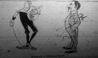 Vívókarikatúrák 1903-ból