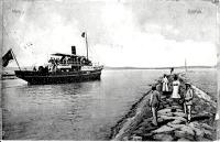 A Helka, a Balaton egyik legrégibb hajója