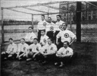 A Műegyetemi FC első csapata