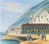 A Rudas-fürdő a 19. században