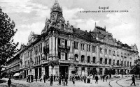 Szeged 1903. - korabeli képeslap