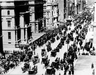 New York-i utca 1903-ban
