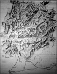 A Valtellina helyrajza