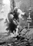 Egy torpedó felrobbanása
