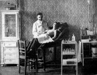 A beteg beoltása szérummal