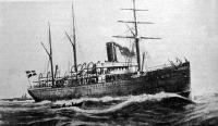 A Norge, az elsülyedt kivándorló-hajó