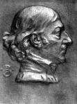 Gróf Széchenyi Ferenc emlékplakettje