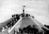 A tiszabecsi Rákóczi emlékmű