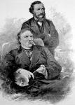 Deák Ferencz és Eötvös József