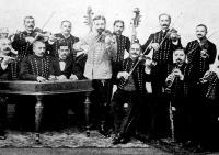 Radics Béla zenekara