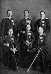 Sasfiókák  (A német császár fiai)