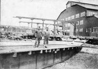 Vasúti dolgozók