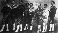 Bikaviadorok Budapesten