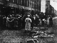 Plehve miniszter meggyilkolásának színhelye