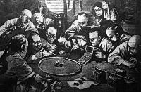 Sáskaviadal- A kínaiak kedves játéka