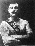 Pons Pál, az első birkózó világbajnok