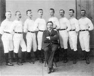 Német tornászok St. Louisban 1904-ben