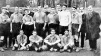 A Fővárosi Torna Club csapata (1905)