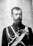 II. Miklós orosz cár